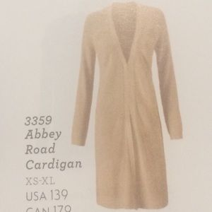 CAbi XL Abbey Road Cardigan Like New